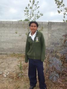 Alex Geovanny MorochoTabango