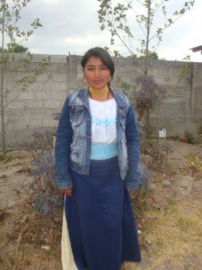 Saida Isabel Arotingo Morales