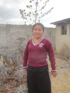 Saira Maria Arotingo Morales
