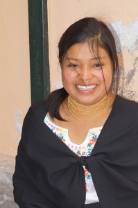 Sandra Valeria Amaguana Quinchiguango