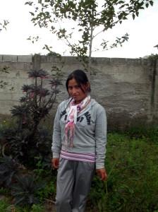 Sandra Narciza Morales Lanchimba