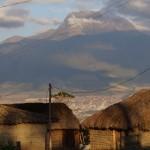 Neighboring Mt. Imbabura
