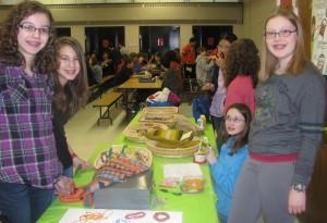 Artisan goods fundraiser